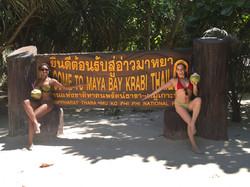 Bali  & Thailand 1290