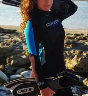 Melissa Marquez: Mother of Sharks