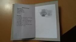 Книга рецептов на английском