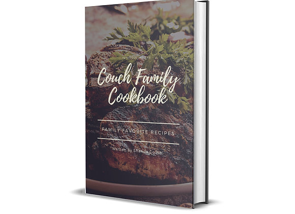 Couch Family Cookbook