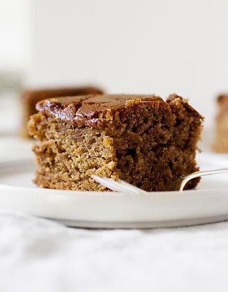 Date & Ginger Cake