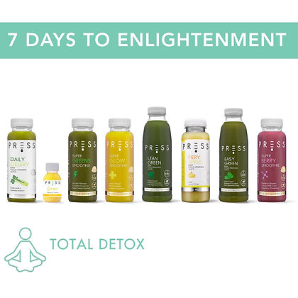 7 Days to Enlightenment Cleanse