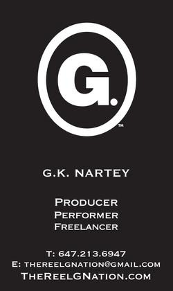 G.K. Nartey