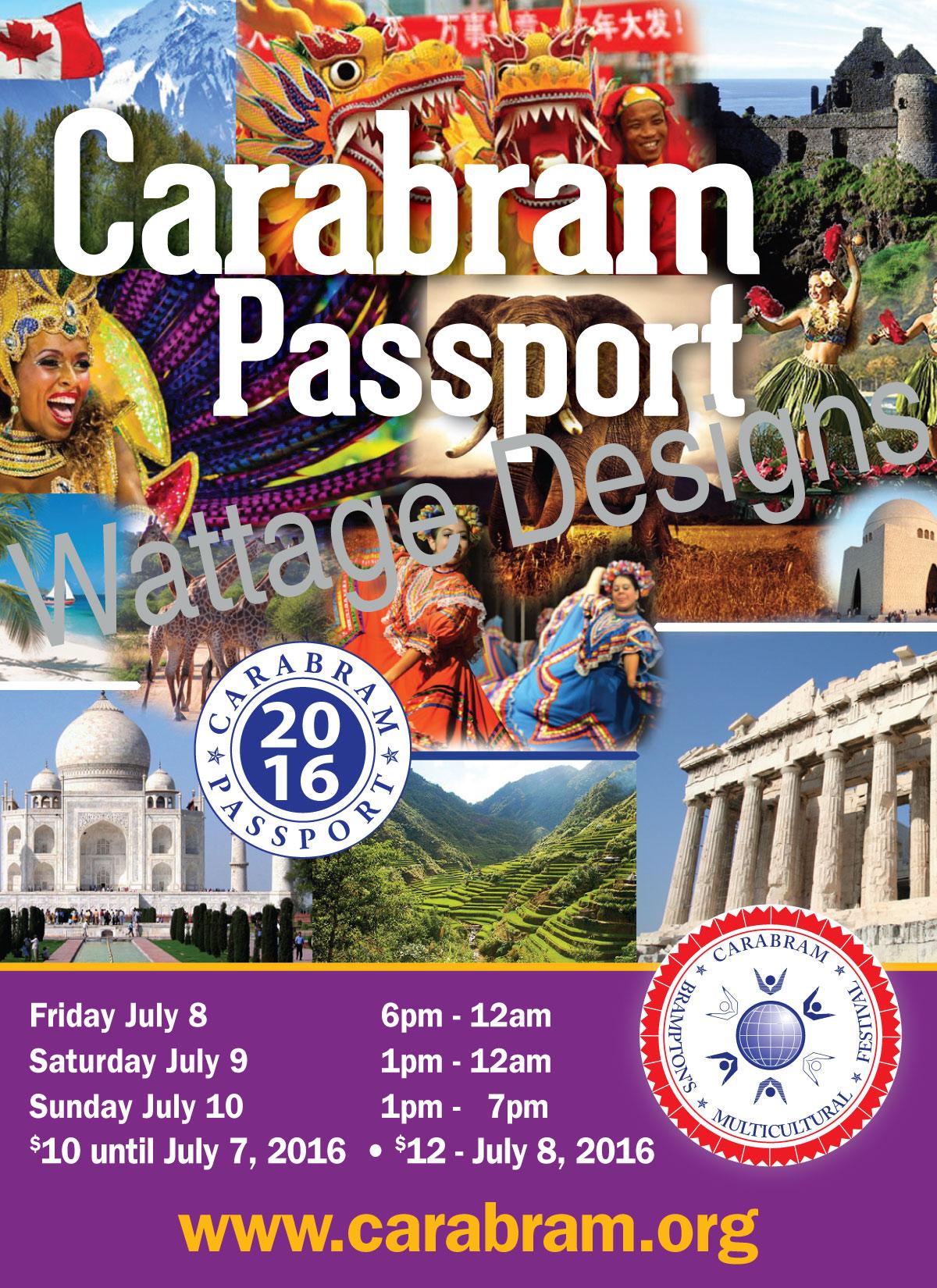 Carabram Cover 2016