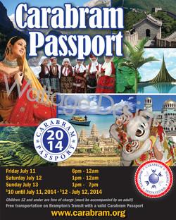 Carabram Passport 2014