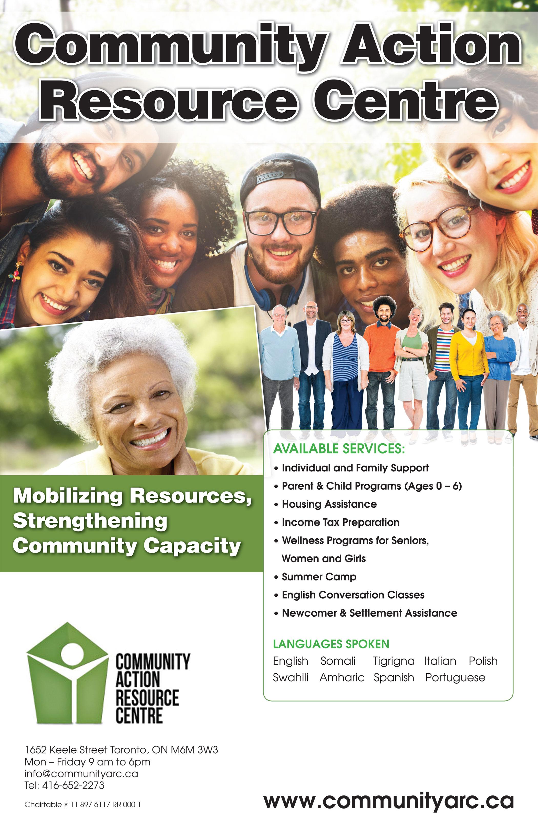 CARC SettlementServices 2016