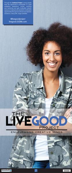 Live Good Scroll Banner