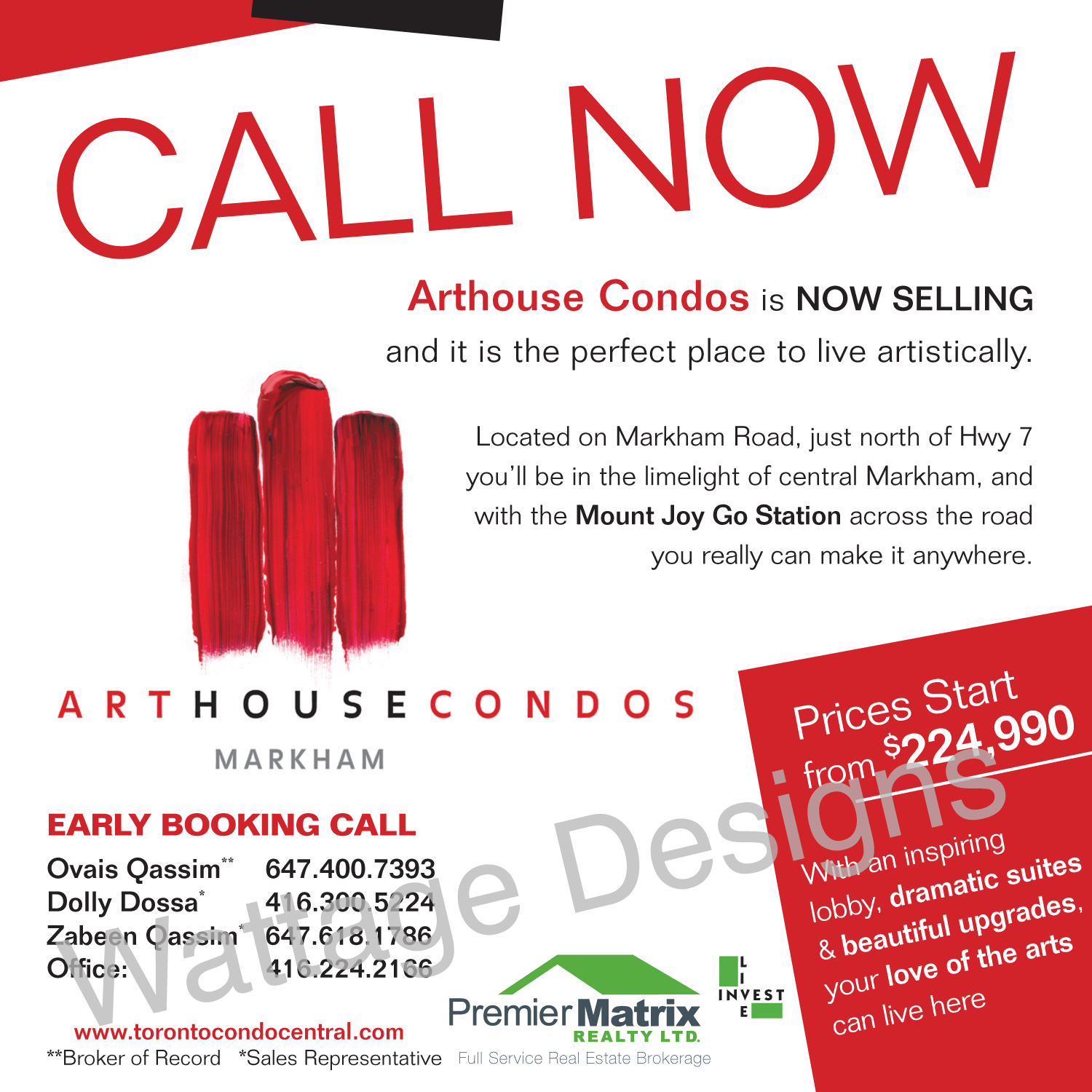 Arthouse Condos