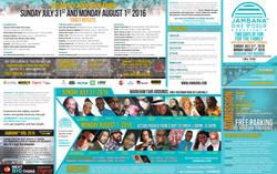 Jambana 2016 Brochure FrontBack