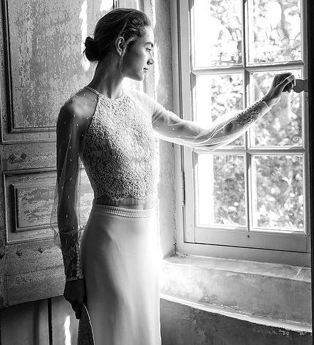 Divine Atelier - Chantal Top Skirt