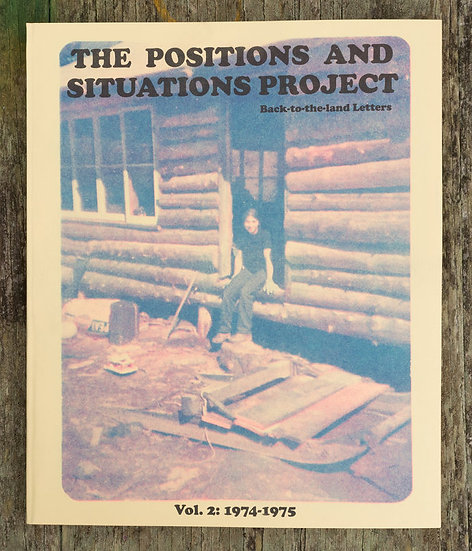 The Positions and Situations Project books, Volume 2 by Alex Arzt