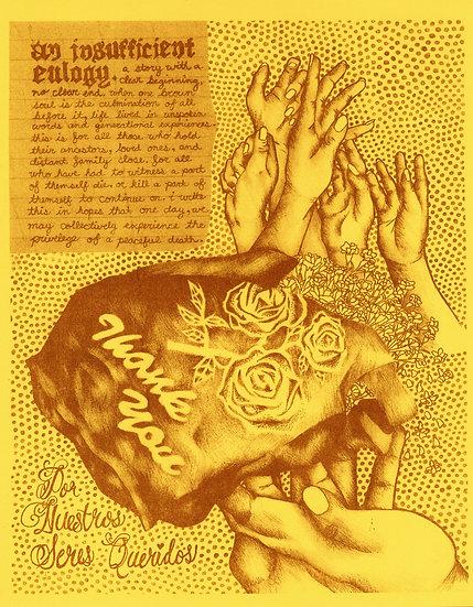 An Insufficient Eulogy by Samantha Espinoza
