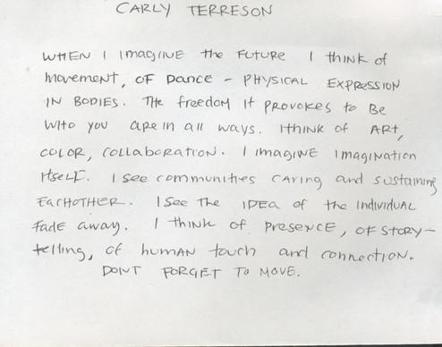Carly Terreson