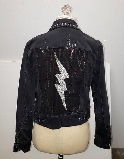 Thunder coat by Kico Le Strange