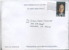 George H W Bush stamp