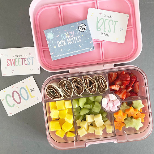 Lunch Box Notes - For Kids