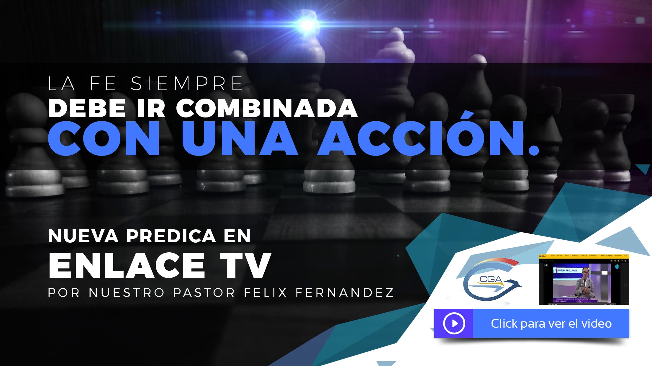 Centro Global de Avivamiento -  Predica Enlace TV