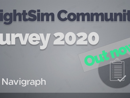 Podcast: The Navigraph 2020 Survey Results are In!