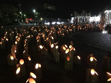 糸島竹取物語が開催されました。