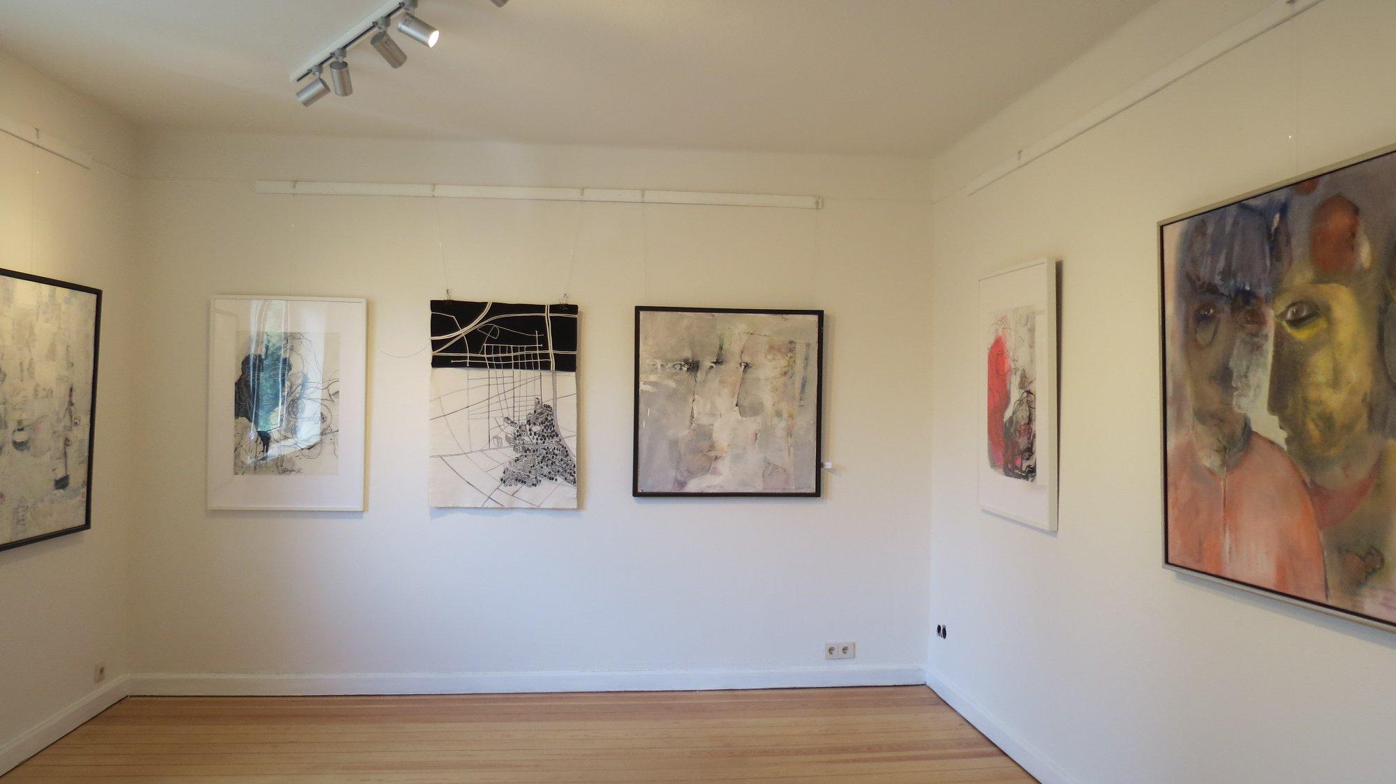 Mensch----Grenze Exhibition ATELIER4