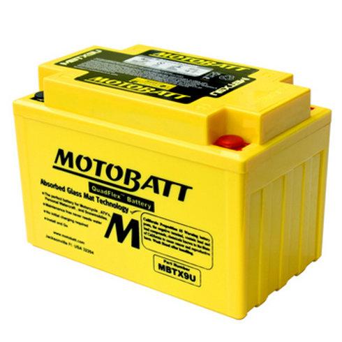 MOTOBATT MBTX9U 12V PREMIUM AGM BATTERY