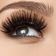 Eyelash extensions (Clusters of 3)
