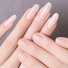 "Dip and Tip ""Nail extension with dip"""