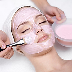Full facials with extractions