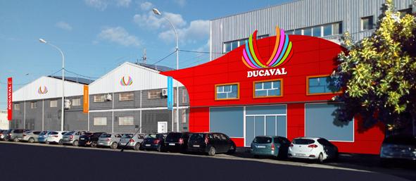 Diseño de fachadas Ducaval