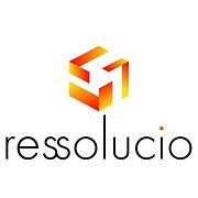 Diseño de logotipo Ressolucio