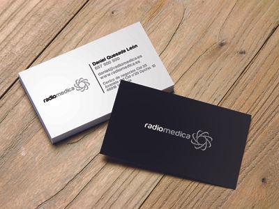 Diseño de tarjetas de visita, diseño gráfico en valencia