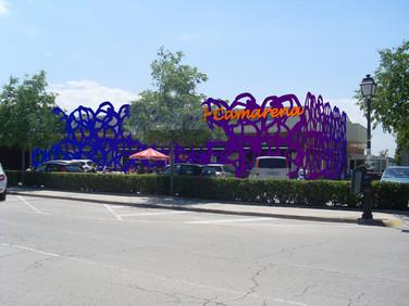 Propuesta de diseño de fachada C. C. Mas Camarena