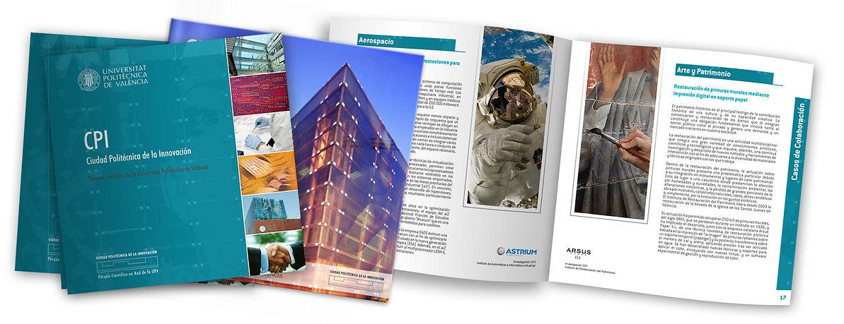 Diseño de catálogos, diseño gráfico, valencia