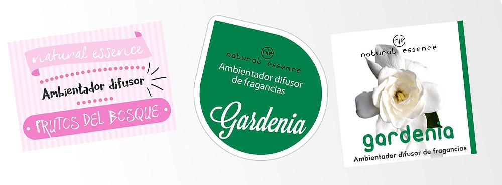 Diseño de etiquetas proyectos de packaging