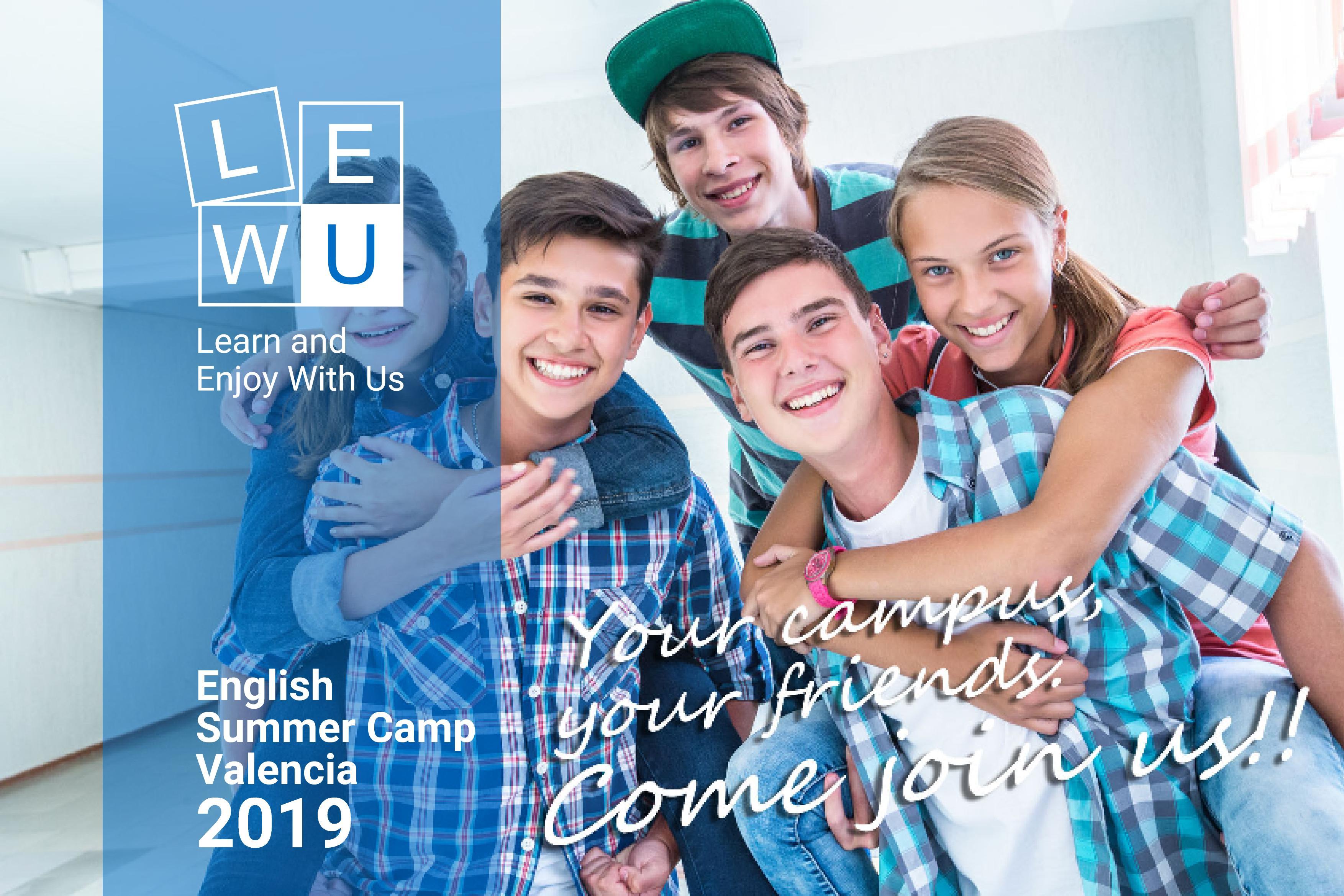 Catálogo Lewu Summer Camp