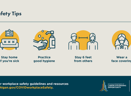 COVID-19 WORKPLACE SAFETY GUIDANCE FOR IN-HOME SERVICES
