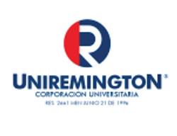logo uniremington_carolinaramirez.net