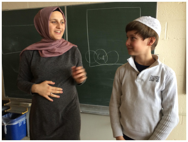A-Presentation-About-Turkey-at-the-German-School