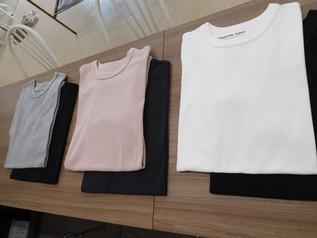 マルシャルテル 2枚セット半袖Tシャツ