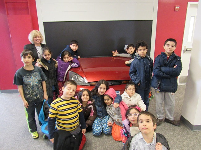TCCS-Weekend-School-Students-visited-WCNY-Channel (5)