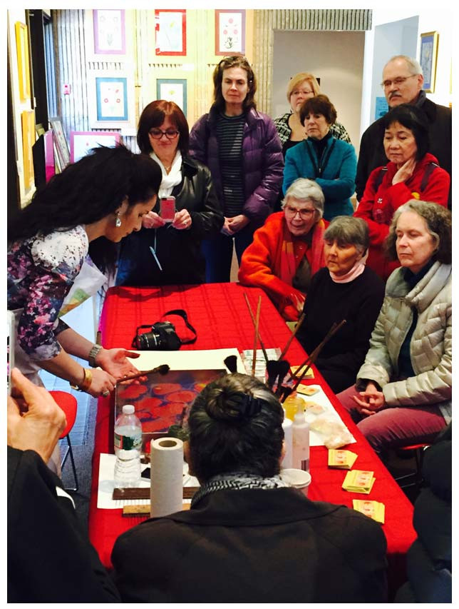 Ebru-Demonstration-at-Chappaqua-Library