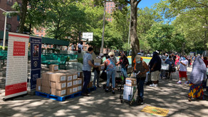 Qurbani Distribution in the Bronx