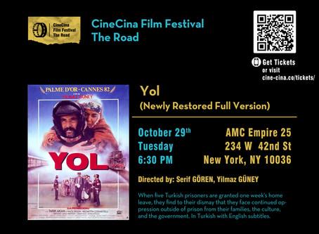 Turkish Films at CineCina Film Festival