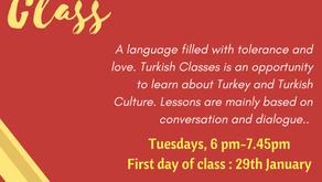 Albany – Turkish Language Class
