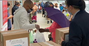 COVID Relief - Food Distribution in Brooklyn
