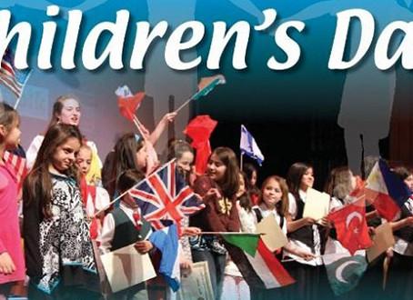 7th International Children's Day