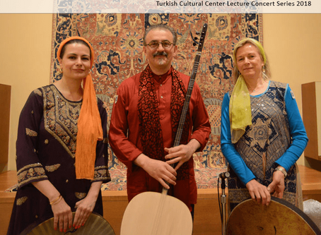Turkish Sufi Music Recital