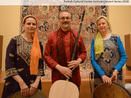 Turkish Sufi Music Recital