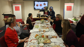 Turkish Food and Cooking at TCC New York