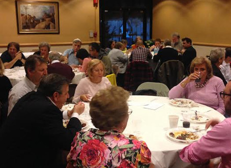 Interfaith Dinner & Discussion